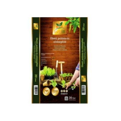Sunin Prémium Ültető Palánta és Zöldségföld 20l