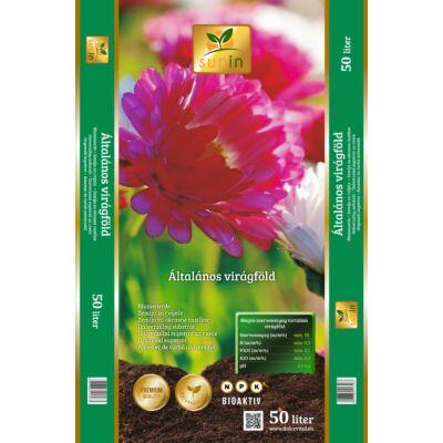 Sunin prémium általános virágföld  50l