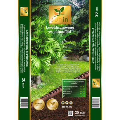 Sunin prémium levéldísznövény és pálmaföld 20l