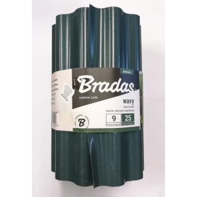 Univerzális Szegély zöld 9mx25cm Bradas