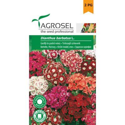 Agrosel Törökszegfű Virágmag 1g