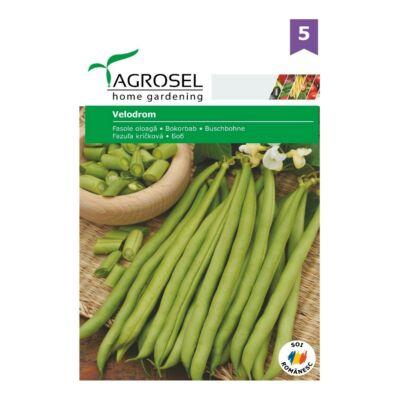 Agrosel Velodrom Zöldhüvelyű Bokorbab 45g
