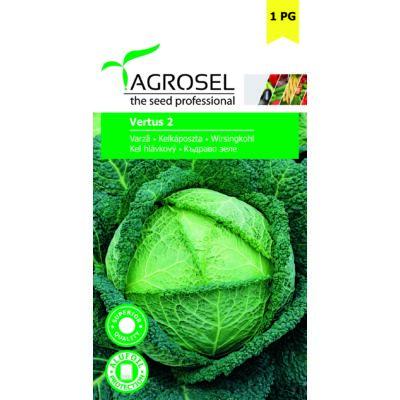 Agrosel Vertus 2 kelkáposzta 2g