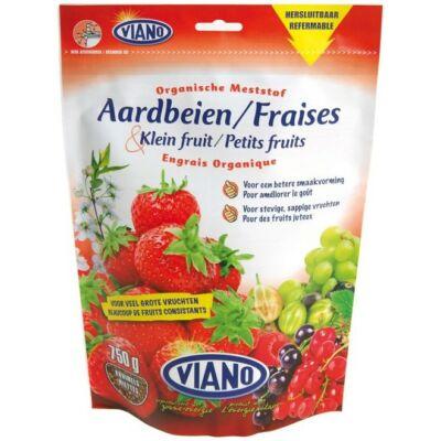 Viano szerves BIO növénytáp epernek és bogyós gyümölcsök részére 0,75Kg