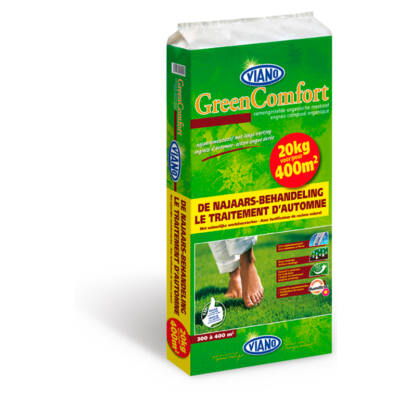 VIANO Autumn Treatment őszi felkészítő szerves gyeptáp 6-6-16+2Mgo 10kg