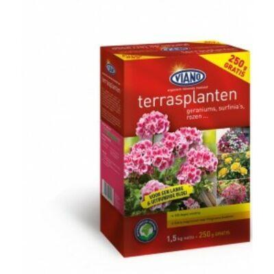 Viano Teraceplat food balkonnövény tápanyag 1,75Kg