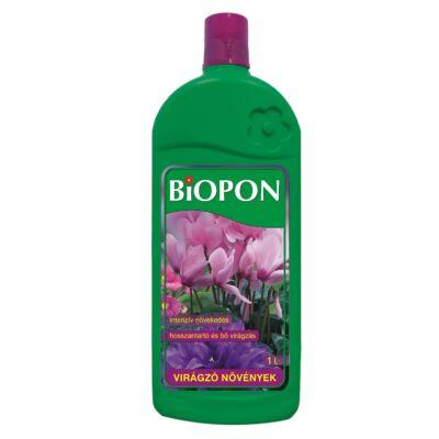 Biopon virágzó növény tápoldat 1l