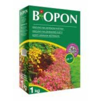 Biopon kerti virágtáp 1kg