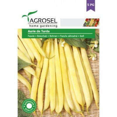 Agrosel Aurie de Turda Sárga Hüvelyű Bokorbab 45g