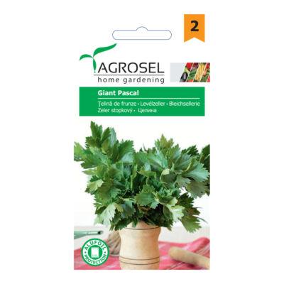 Agrosel Giant Pascal levélzeller 2g
